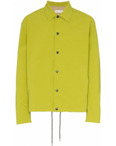 Классическая желтая рубашка на кнопках Cmmn Swdn