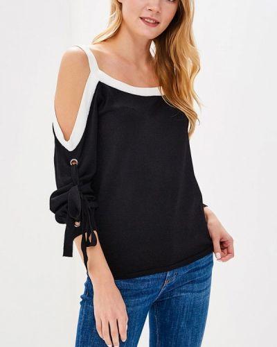Черная блузка Sweewe