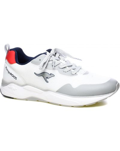Спортивные кроссовки - белые Kangaroos