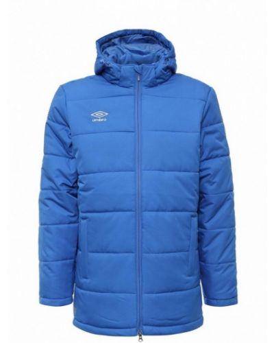 Утепленная куртка с капюшоном на молнии Umbro