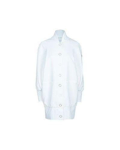 Белое пальто весеннее Patrizia Pepe