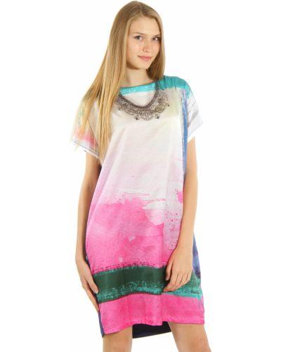 Платье шелковое весеннее Cerruti 18crr81