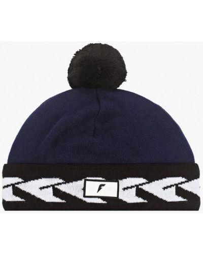 Синяя шапка Forward