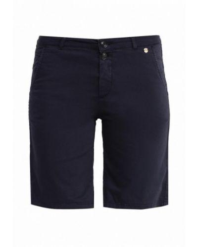 Синие шорты повседневные Woolrich