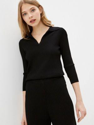 Черный пуловер Adl