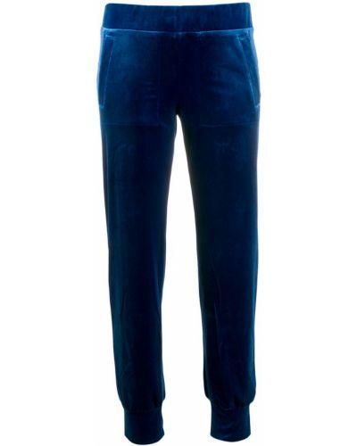 Спортивные брюки с карманами с манжетами Norma Kamali