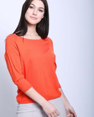 Пуловер оранжевый Pezzo