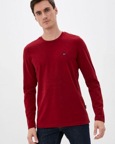 Бордовая турецкая футболка Galvanni