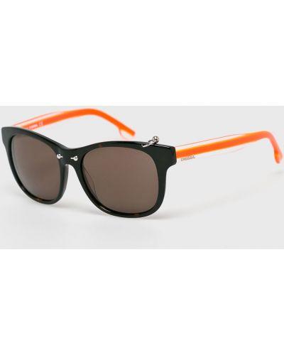 Солнцезащитные очки оранжевый Diesel