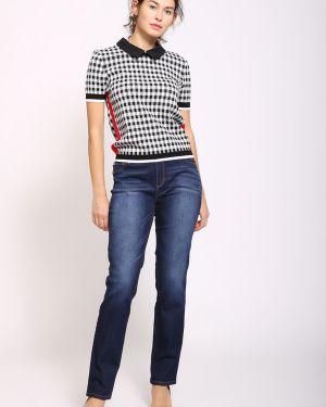 Хлопковые джинсы - синие Just Valeri