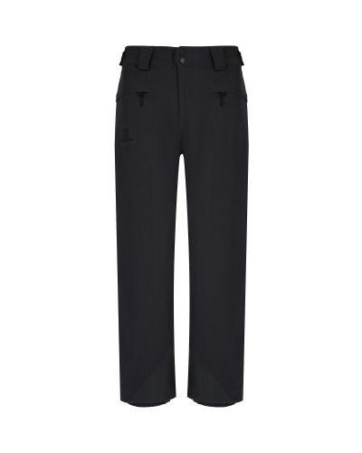 Спортивные брюки из полиэстера - серые Salomon