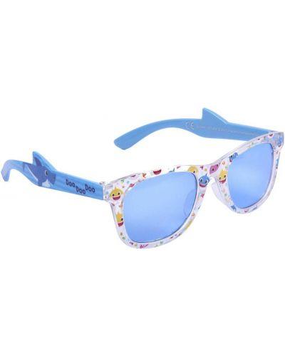 Okulary - niebieskie Baby Shark