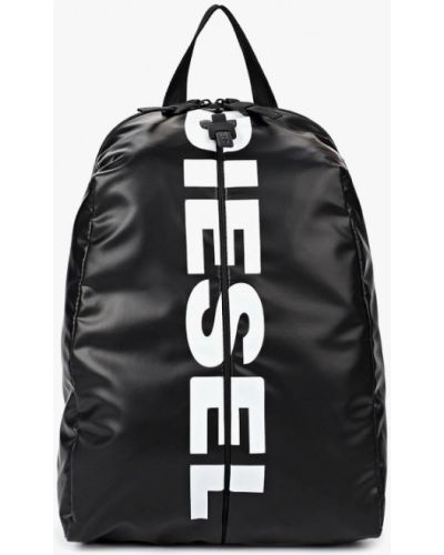 Черный рюкзак Diesel