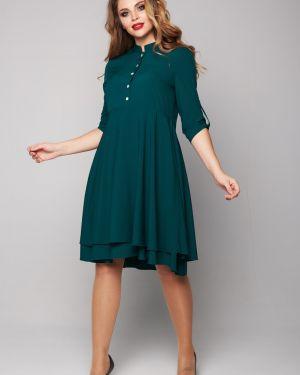 Платье на пуговицах Mari-line