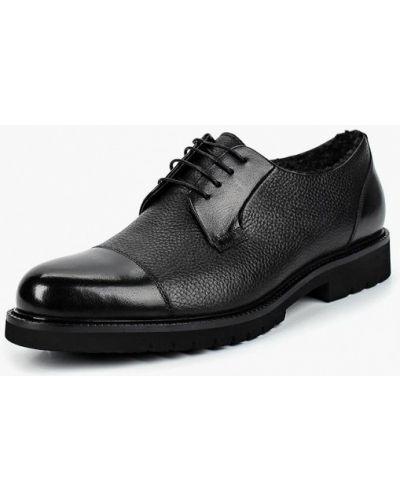 Черные туфли Marco Lippi