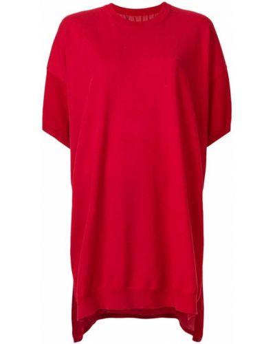 Платье мини оверсайз футболка Mm6 Maison Margiela