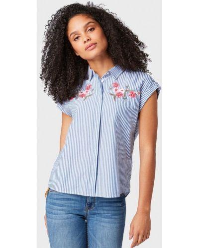 Рубашка с коротким рукавом индийский Tom Tailor