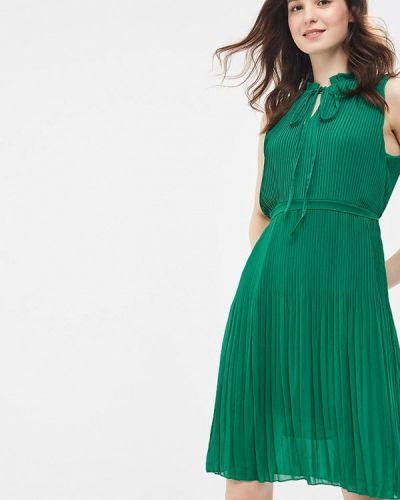 Платье итальянский зеленый Miss Miss By Valentina