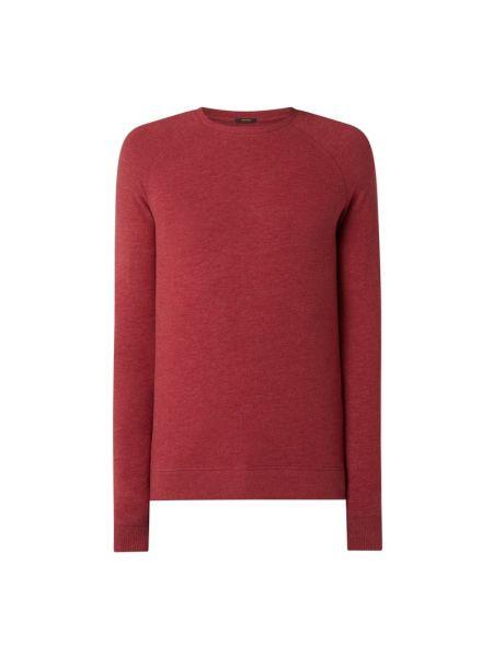 Bluza bawełniana z raglanowymi rękawami Denham