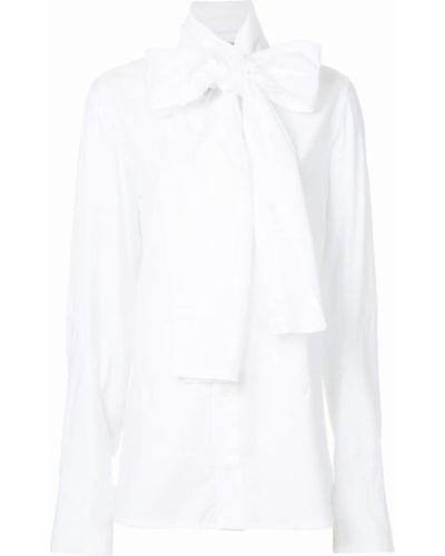 Рубашка белая Gustavo Lins