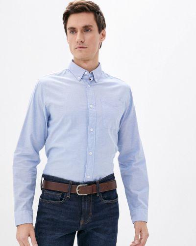 Голубая рубашка с длинным рукавом с длинными рукавами Produkt