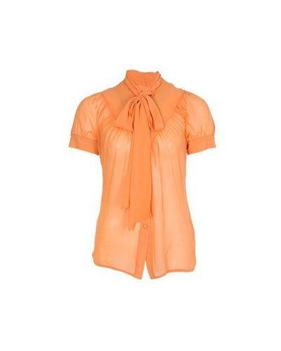Оранжевая блузка Ice Iceberg