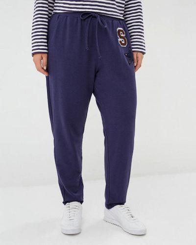 Синие спортивные брюки Samoon By Gerry Weber