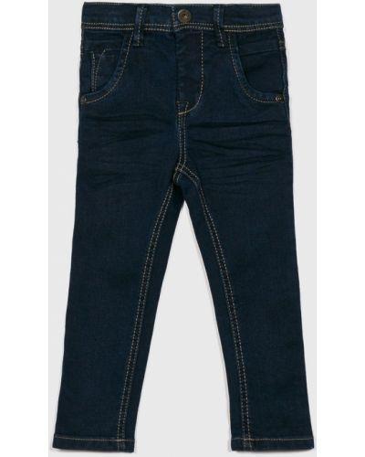 Облегающие темно-синие джинсы Name It