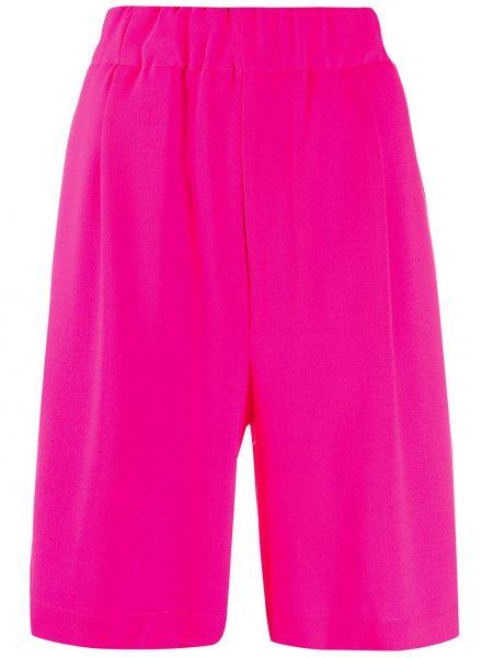 Розовые шорты эластичные Jejia