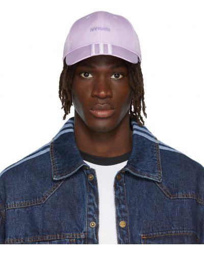 Fioletowa czapka z daszkiem Adidas X Ivy Park