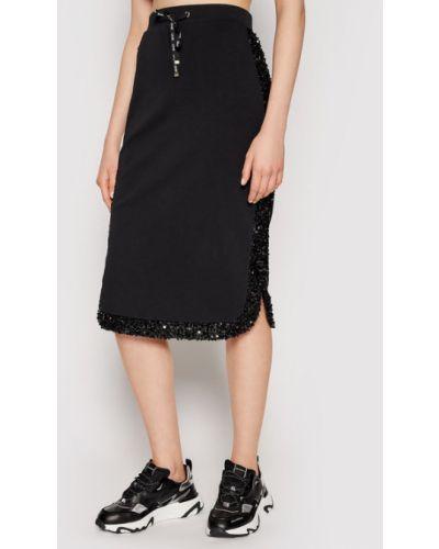 Czarna spódnica ołówkowa Liu Jo Sport