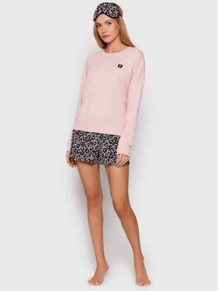 Piżama - różowa Dkny