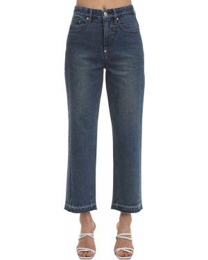 Niebieskie jeansy Pushbutton