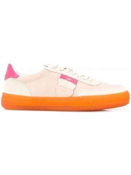Розовые кроссовки Rov