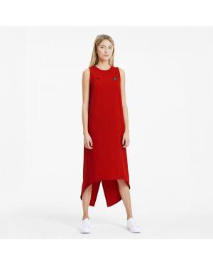 Платье спортивное длинное Puma