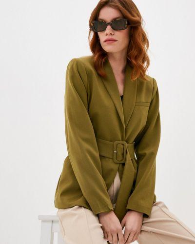 Зеленый пиджак Ichi