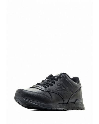 Черные кроссовки низкие Sigma