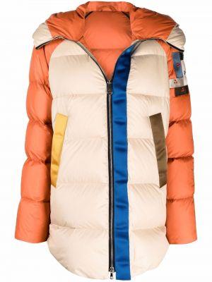 Дутая куртка - оранжевая Peuterey