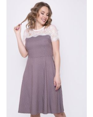 Платье платье-сарафан с рукавами Diolche