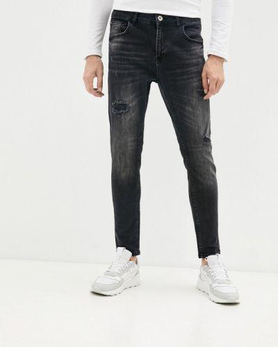 Черные весенние джинсы Defacto
