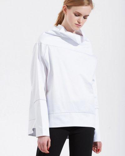Блузка белая весенний W8less