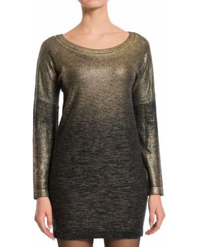 Платье золотое Hotel Particulier
