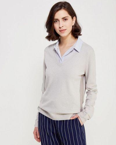 Серый пуловер Delicate Love
