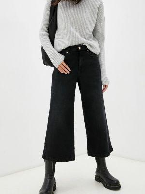 Широкие джинсы - черные Iblues