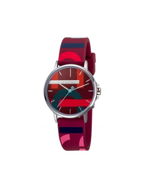 Zegarek - czerwony Esprit