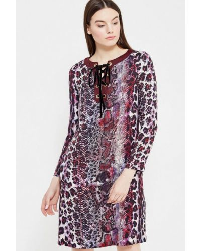 Платье с длинными рукавами Just Cavalli