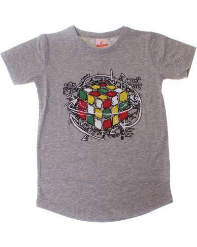 Серая футболка Joi