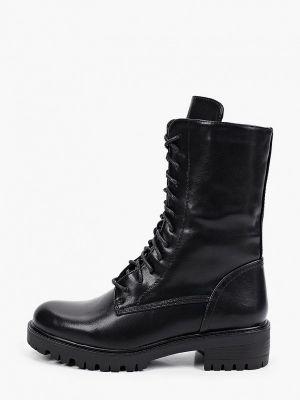 Черные ботинки из полиуретана Marquiiz