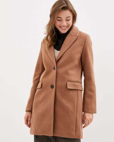Пальто - бежевое Zolla
