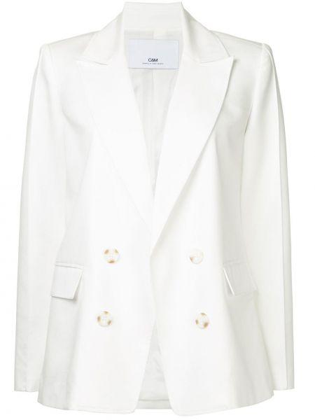 Удлиненный пиджак на пуговицах Camilla And Marc